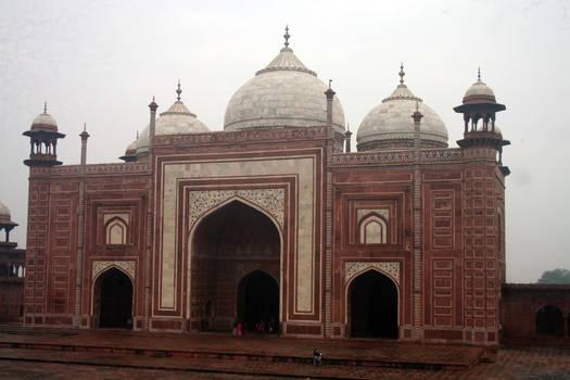 Taj Mahal- South Gate2