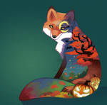 Autumn Fox +Commission+