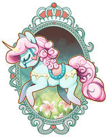 I Heart Carousels by Mazzlebee