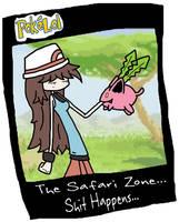 PokeLol - Safari Zone by Grim-Evilnov