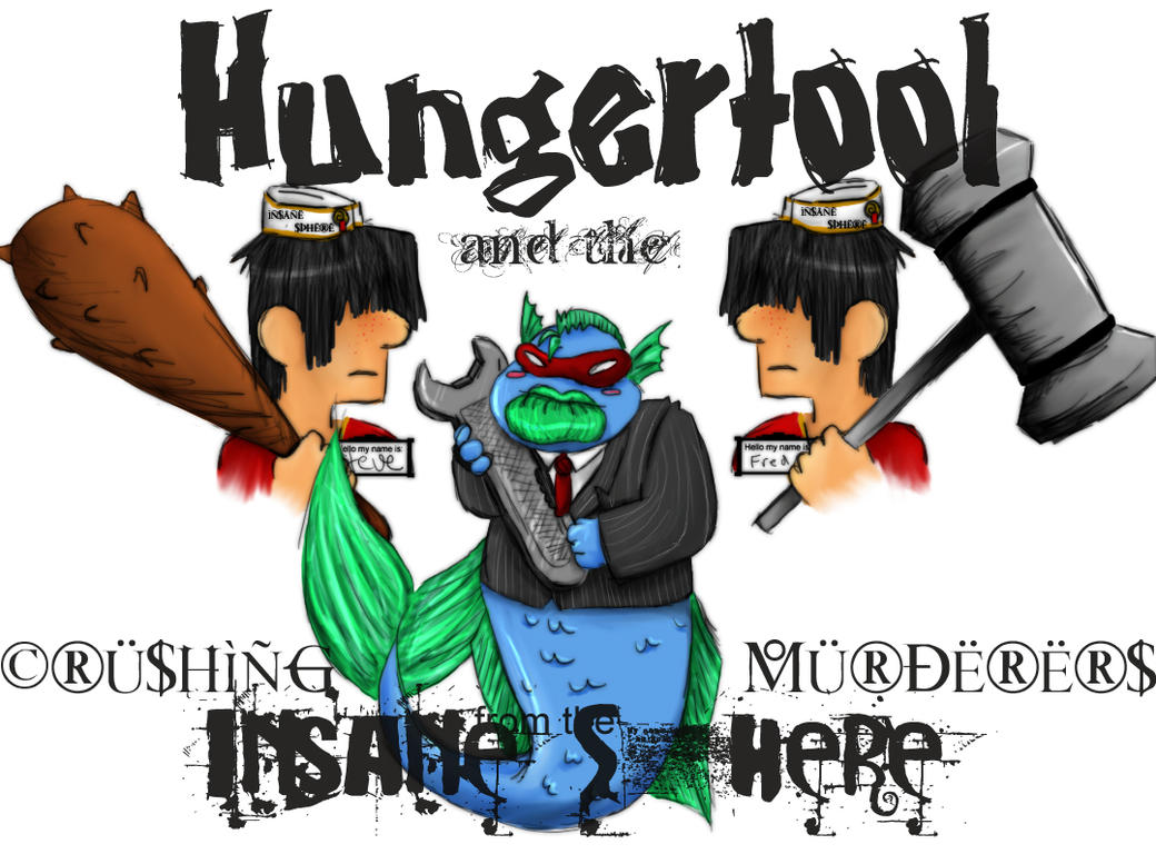 Hungertool... by HappySkunk