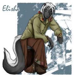 The town of Rirka: Elisha