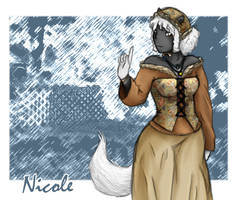 The town of Rirka: Nicole