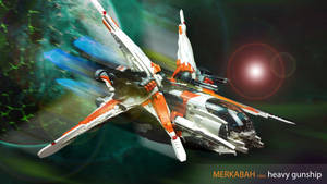 Merkabah Space 2 by brickmartil