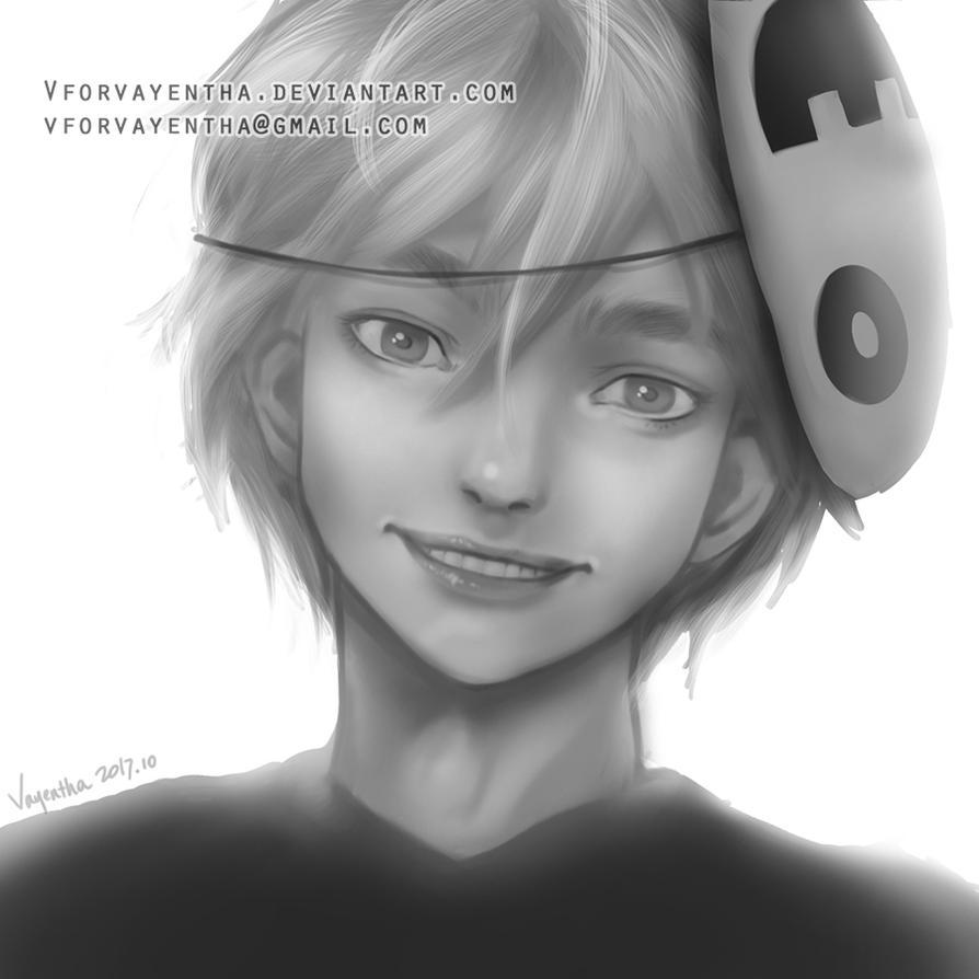 Missing Halloween FanArt Little Boy by vforvayentha on DeviantArt