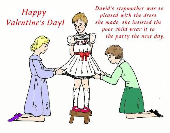 Valentine's Day 2 by Daphnesecretgarden on DeviantArt