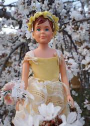 Sakura in the Springtime by Daphnesecretgarden