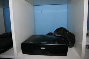Sega Saturn by TRLC-SEGA