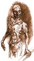 Zombie by AI-Joe