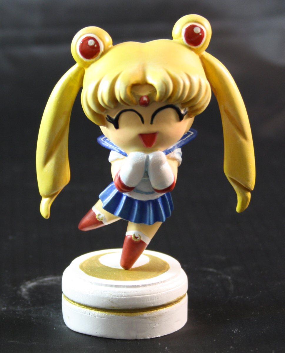 Sailor Moon SD by Schuldigkun