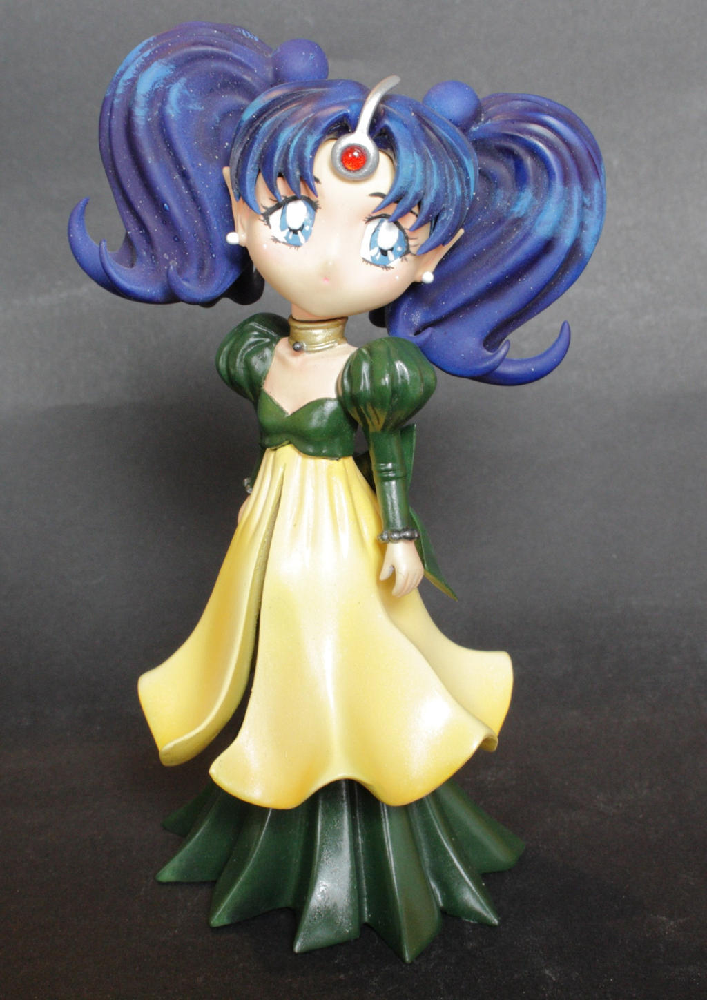 1/6 Nehelenia child vers. - Sailor Moon by Schuldigkun