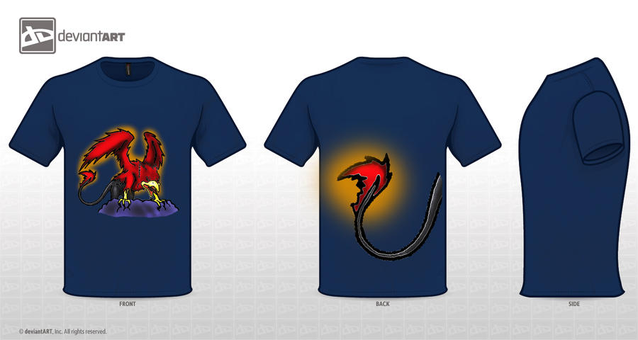 T-Shirt Design Contest by cookiegirl14