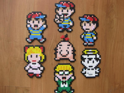 Earthbound Set 2 by PlasticPixel