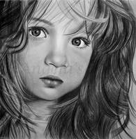 Young girl by AngelasPortraits