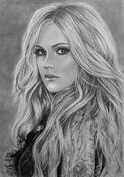 AVRIL by AngelasPortraits