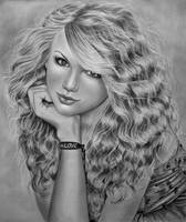 TAYLOR SWIFT by AngelasPortraits