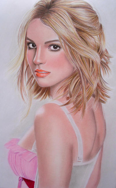 BRITNEY by AngelaHillPortraits