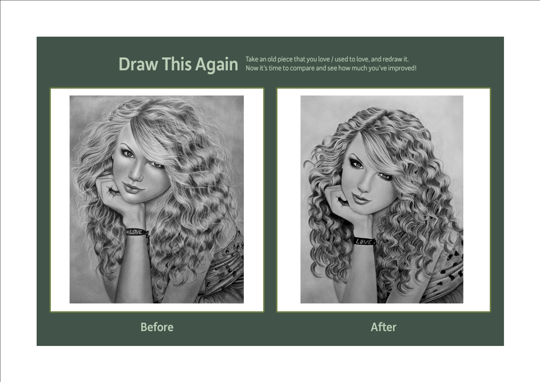 TAYLOR SWIFT UPDATE by AngelasPortraits