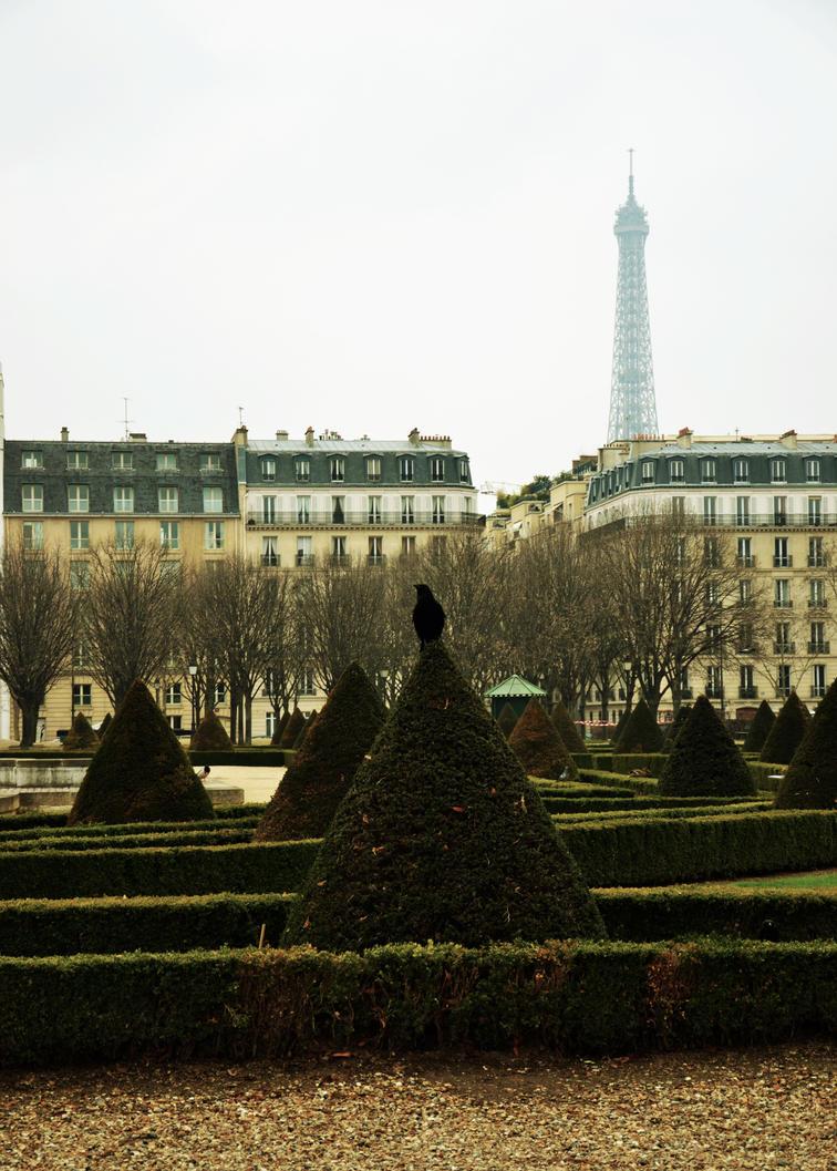Paris I love you by Small-Jessamine