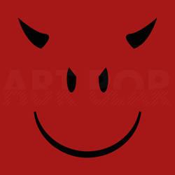 Smiley Devil by arthurpopular