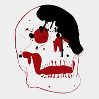 Skull by arthurpopular
