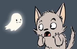 Spooky by FancyFerret
