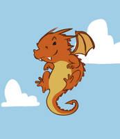Moar Dragon by FancyFerret