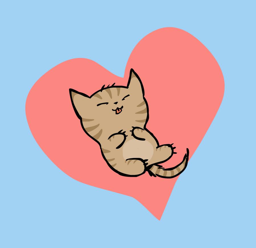 Cuddlywuddly Kittypitty by FancyFerret