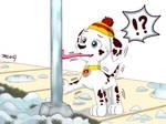 Paw Patrol - Pole Licking