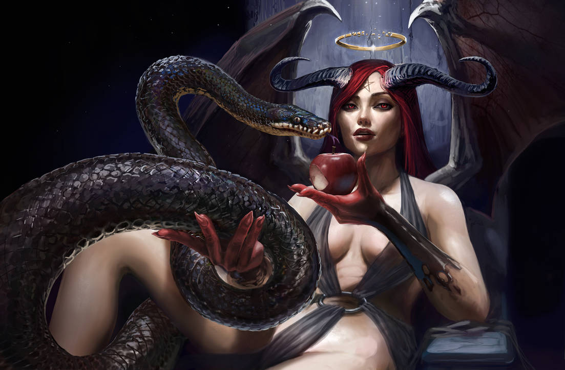 Lilith by Luis-Salas