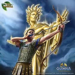 Paris of Troy arrow