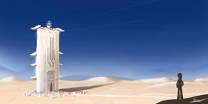 Desert Tower