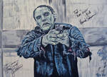 Bub, Day of the Dead, Signed