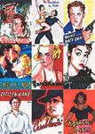 Celebrity Movie Sketch Cards 1 by tdastick