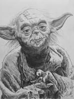 Yoda by tdastick