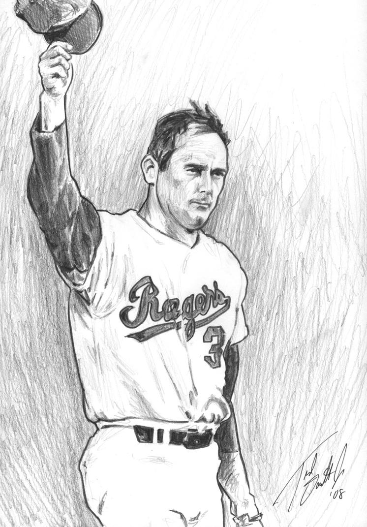 Nolan Ryan by tdastick