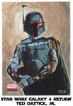 Star Wars Galaxy 4 - Boba Fett by tdastick