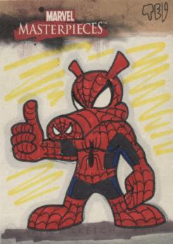 MM2 Spider-Ham by tdastick