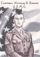 Corporal Nicholas G. Xiarhos