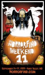 Horrorfind Weekend 11
