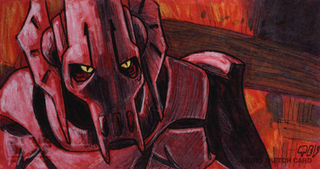 Clone Wars Return Grievous by tdastick