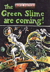 The Green Slime by tdastick