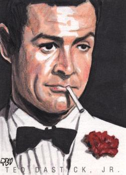 James Bond PSC by tdastick