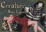 Creature from the Black Lagoon by tdastick