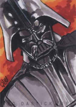 Darth Vader PSC by tdastick
