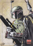 SWG5 Boba Fett - Return