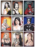 Women of Dynamite 1 by tdastick