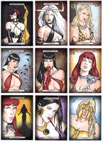 Women of Dynamite 2 by tdastick