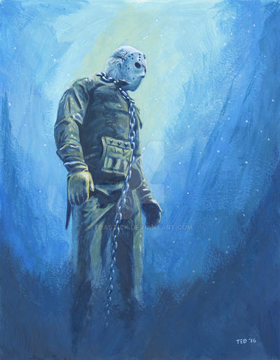 Jason-painting by tdastick