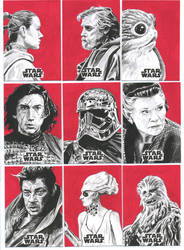 Star Wars The Last Jedi Series 1 - 01 by tdastick